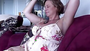Free Spirited Mom Shows Son How to Relax - Brianna Beach - Mom Comes First - Preview
