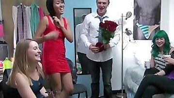 Reality Kings - Dare Dorm - Valentines Dick