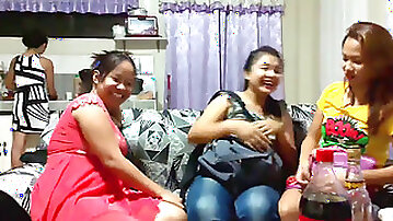 Filipina Scandal, Pinay Cheat for BWC