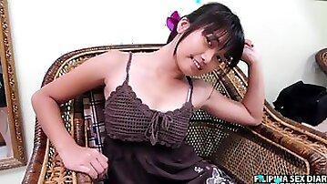 Menchie - Beautiful Filipina Girl - amateur porn