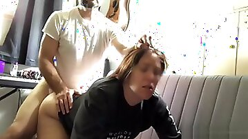 Sexy Mom screams as she has her ass fucked and spanked PAWG MILF PAINAL