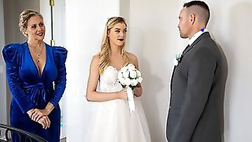 His Mother, Her Wedding