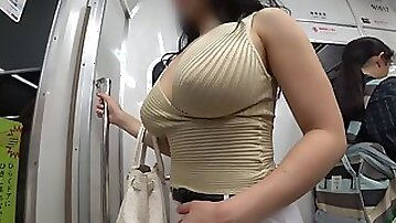 Japanese candid kcup_glamorous_fhd