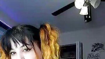 Fluffy - Big ass teen webcam