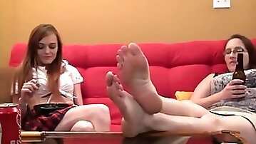 Foot fetish 2