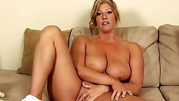 Amateur nurse does her first ever solo porn video