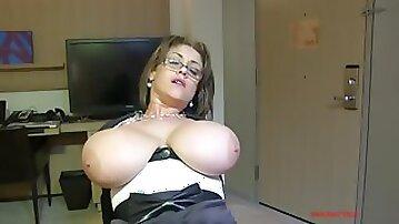 Eva Notty Late Night Procreation & Tit Fuck porn video