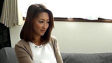 Casting For Asian Babe, Censored Porn