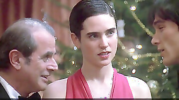 Jennifer Connelly & Molly Parker bare and hot fuckfest vid