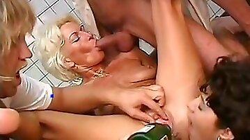 Exotic Homemade record with Fetish, Masturbation scenes