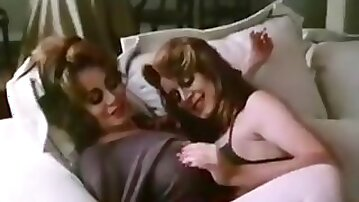 Special moments of two married women.