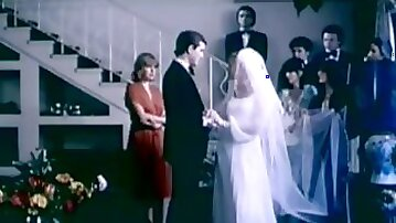 Famous Orgy Scene After Wedding Party From Vintage Porn Movie