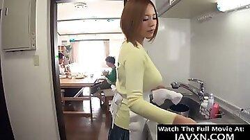 Perfect japanese mom and stepson segment film 1
