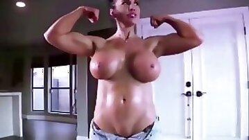 Samantha Kelly I Will Break You Bitch My Muscle My 1100cc Titties