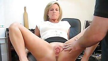 Humiliated Secretary