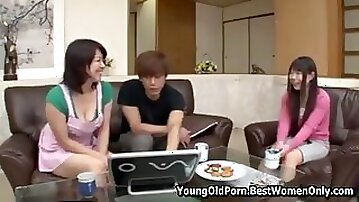 Asian Japanese My Best Friend Luscious Mother Wants Me