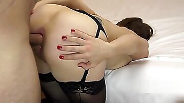 Introducing Ms Fine! I spread my hot wifes ass for your anal gaping needs!