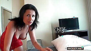 Share Hotelbed With My Son And He Fingerfucks Me