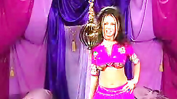 Crissy Moran Virtual Lap Dance Genie