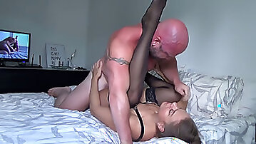 Missionary Compilation By Swedish unexperienced couple -RealisticSexCouple