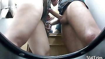 Hidden Camera toilet 1