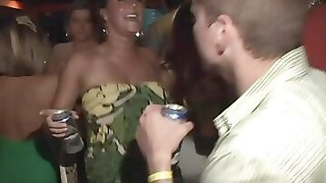 Amateur porn chicks in sexy party action with pussy and tits erotic seduction