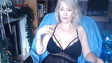Mistress Zena In Slutty British Housewife Christie Needs Orgasmic Pleasure