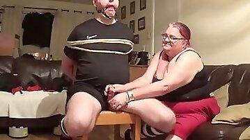 Chair Tie Torture Femdom Amateur Porn
