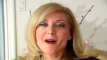 Nina Hartley erotic JOI