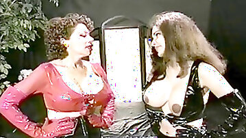 Enormous jugs Catfight 12