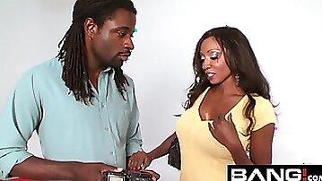 Big booty ebony babes rides huge cocks Compilation
