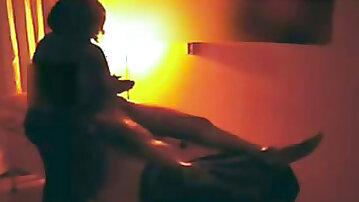 Asian Massage Parlor Hidden Cam