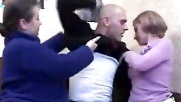 Polish amateur threesome