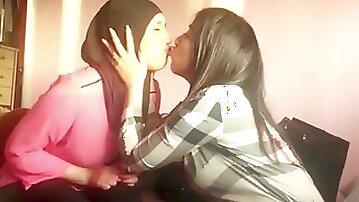 Arab Girls Jerk Off Challenge