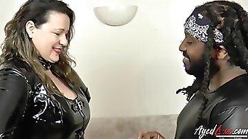 Hot Mature Interracial Hardcore Sex