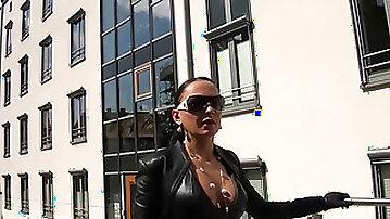 Leather Fetish femmes