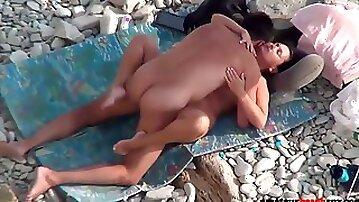 Amateur wifey nude beach xxx